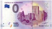 0 euro (Castlo de Guimarães) – avers