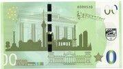 0 Memo euro (Berliner Fernsehturm) – revers