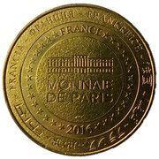 Jeton touristique - Monnaie de Paris - Puy de Dôme -  avers