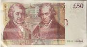 50 Livres - Movie Money (Boulton & Watt) – revers