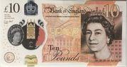 10 Livres - Movie Money (Jane Austen) – avers