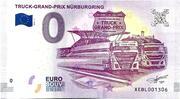 0 euro - Nürburgring (Truck-Grand-Prix) – avers