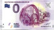 0 euro (Deutsches Werkzeugmuseum) – avers