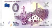 0 euro (Engenhos do Norte) – avers