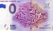 0 euro - Sagres (Cabo São Vicente) – avers