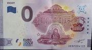 0 euro (Vichy) – avers