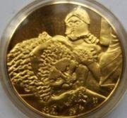 Médailles Grèce La Gigantomachie -  avers