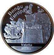 Medailles Malte Bongu Europa – avers