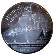 1 oz Silver (Bom dia Europa!) – avers