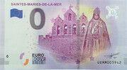0 euro (Saintes-Maries-de-la-Mer) – avers