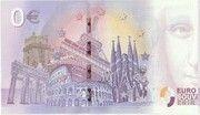 0 euro (Castelo de Santa Maria da Feira) – revers