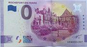 0 euro - Rochefort-en-Terre (anniversaire) – avers