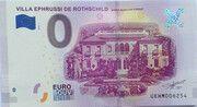 0 euro - Saint-Jean-Cap-Ferrat (Villa Ephrussi de Rothschild) – avers