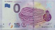 0 euro - FC Porto (Estadio do dragao) – avers