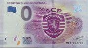 0 euro - Sporting clube de Portugal – avers
