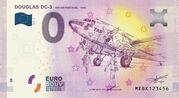 0 euro (Douglas DC-3 (TAP AIR PORTUGAL - 1945)) – avers
