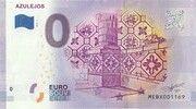 0 euro (Azulejos) – avers