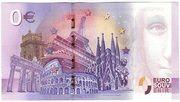 0 Euro Oktoberfest München – revers