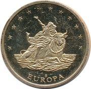 Ecu (Europa) – revers