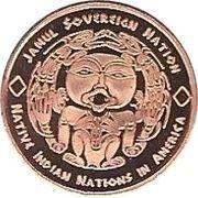 1 Cent (Eskimo Tribes) – avers