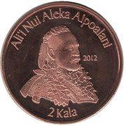2 Kala – avers
