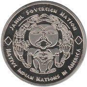 5 Cents ( (Eskimo Tribes) – avers