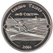 5 Cents ( (Eskimo Tribes) – revers