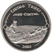 1 Dime  (Eskimo Tribes) – revers