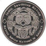 25 Cent (Eskimo Tribes) – avers