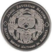 50 Cent  (Eskimo Tribes) – avers
