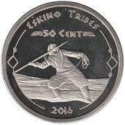 50 Cent  (Eskimo Tribes) – revers