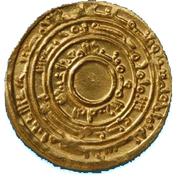Dinar - Al-Mu'izz li-Din Allah – revers