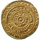 Dinar - Al-Mustansir Billah – avers