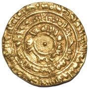 Dinar - Al-Mu'izz li-Din Allah (Al-Mansuriya mint) – revers