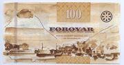 100 Kroner – revers