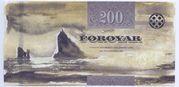 200 Kroner – revers