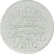 1 Krone (J. F. Kjølbro) – avers