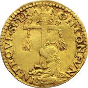 1 scudo d'Oro - Ercole II – revers