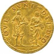 2 ducati - Alfonso I – revers