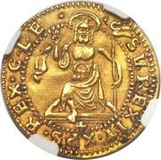 1 ducato - Ercole I – revers