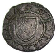 Quattrino, Borso d'Este (1471) – revers