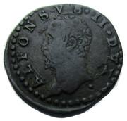 Sesino - Alfonso II 1559-1597 – avers