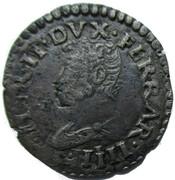 Grossetto - Ercole II 1534-1559 – avers