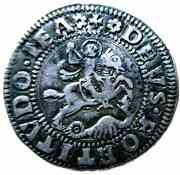 Grossone Hercules I 1471-1505 – revers