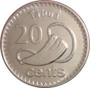 20 cents Kaka -  revers