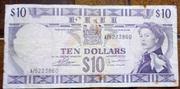 10 Dollars 1974 – avers