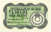 1 Penny – avers