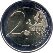 2 euros Ilmari Tapiovaara – revers