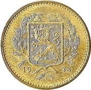 10 markkaa -  avers