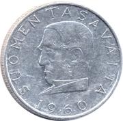 1000 markkaa (Snellman) – avers